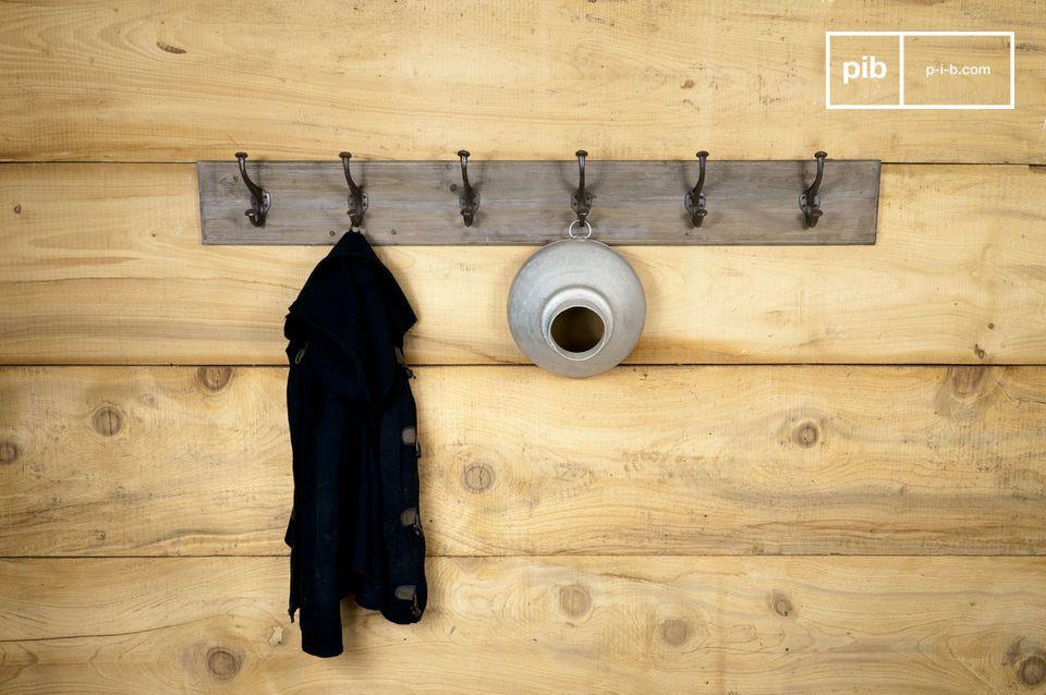 Wandkapstok van 140 cm