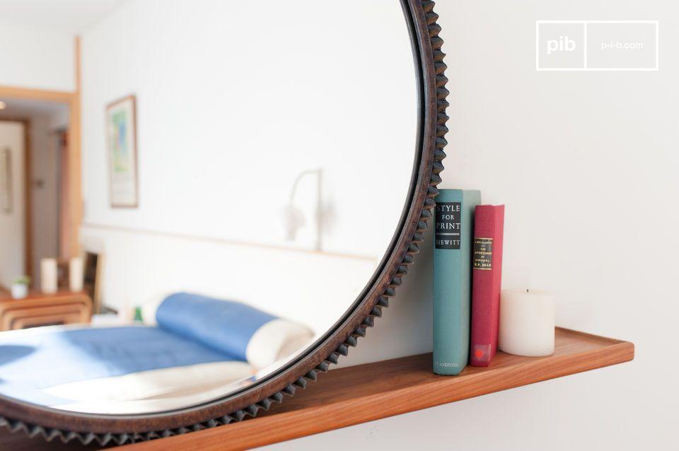Grote Ronde Spiegel : Designer spiegels made