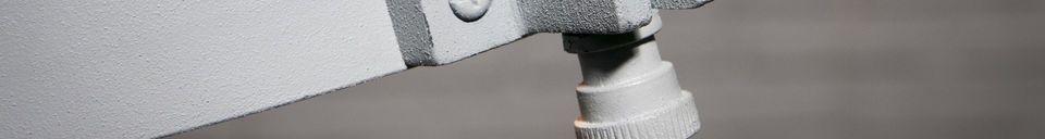 Benadrukte materialen Grote Spitzmüller hanglamp