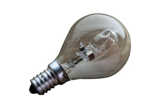 Halogeenlamp E14 19 watt Productfoto
