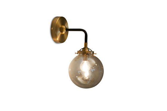 Halsa gouden wandlamp Productfoto
