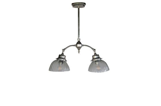 Haussmann Art Nouveau plafondlamp Productfoto