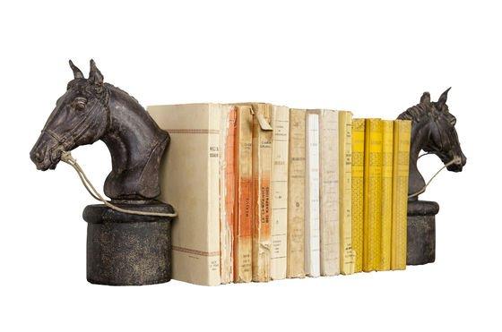 Hippique boekensteunen Productfoto