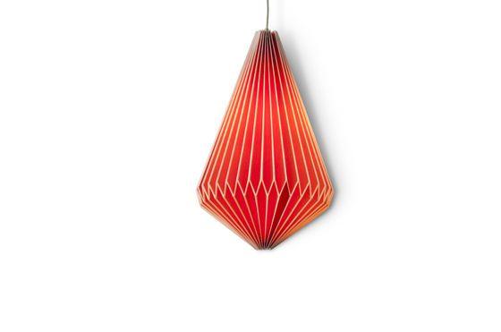 Hippy langwerpige hanglamp Productfoto