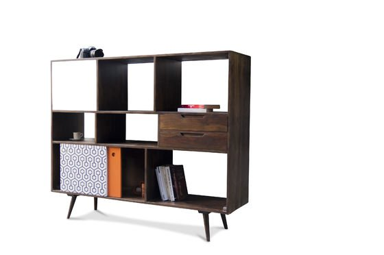 Hoge Londress dressoir Productfoto