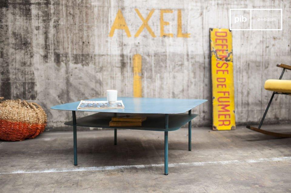 De holly salontafel is een prachtig meubelstuk met vintage accenten