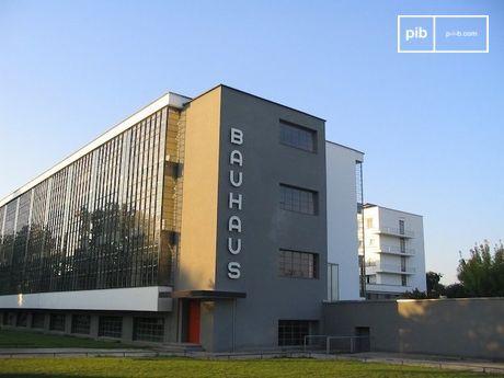 Hoofdgebouw Bauhaus