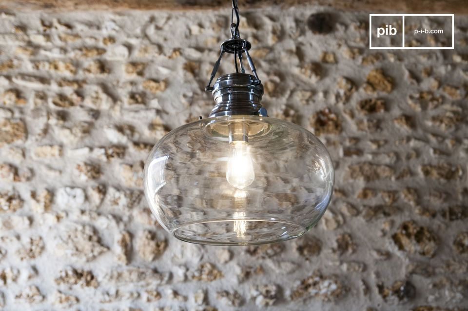 Hoonui Glas hanglamp