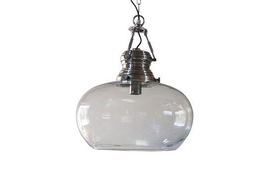 Hoonui Glas hanglamp Productfoto