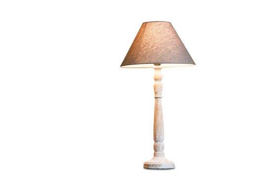 Houten Alix lamp Productfoto