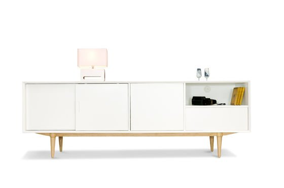 Houten Fjord dressoir Productfoto