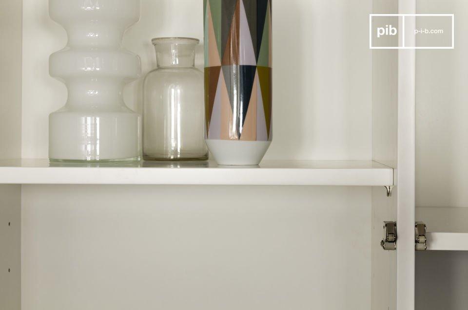 Kies voor deze kast die praktische aspecten combineert met een modern ontwerp en een de elegantie
