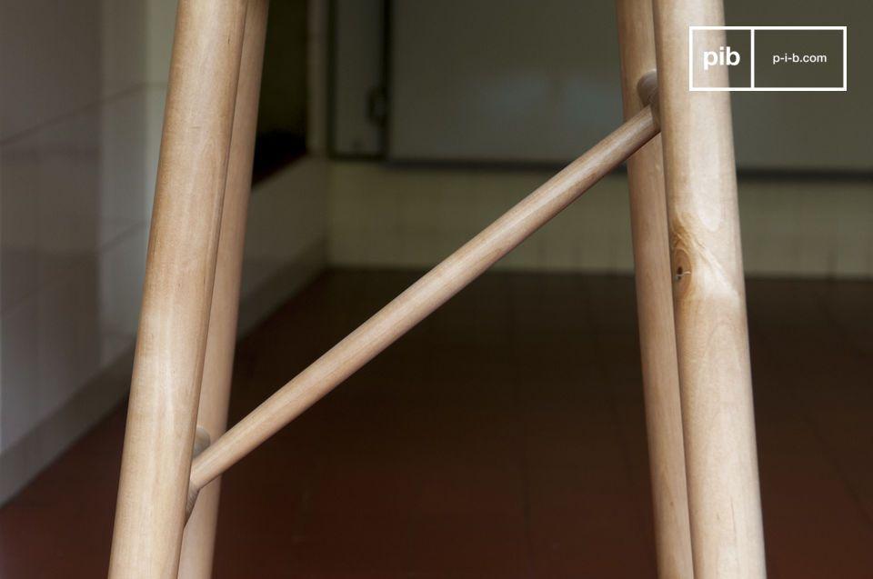 Deze design barkrukken kunnen ook dienen als zit plek