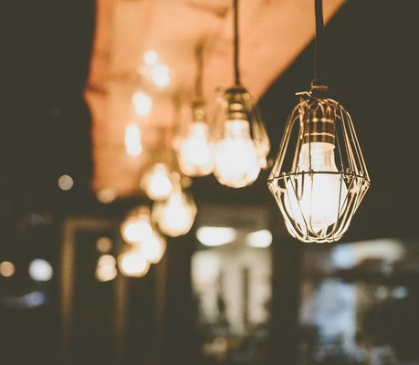 huis bar verlichting