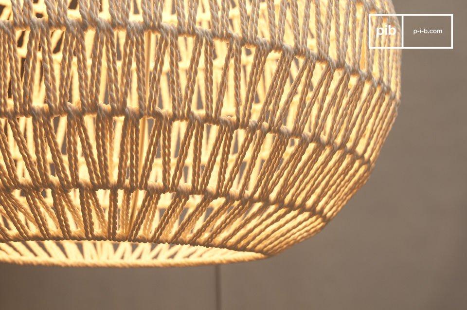 Lichte lijnen, Scandinavische stijl  draad design