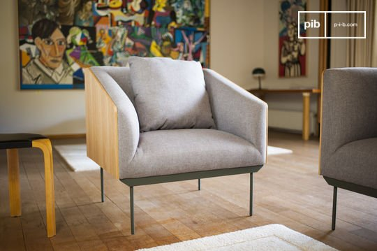 Jackson fauteuil