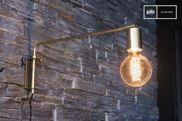 Janika wandlamp