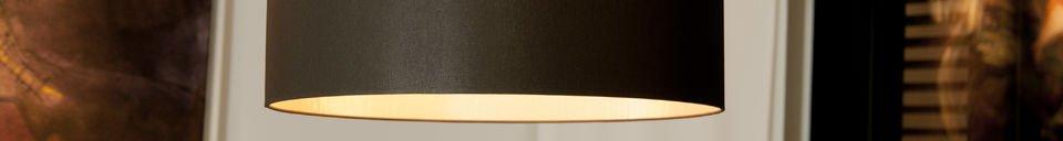 Benadrukte materialen Jayjay vloerlamp