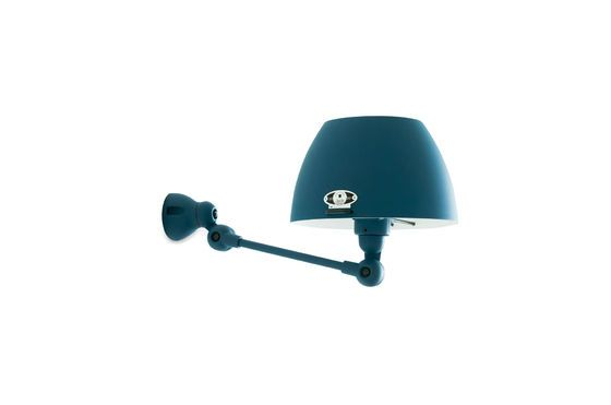 Jieldé Aicler zeeblauwe wandlamp Productfoto
