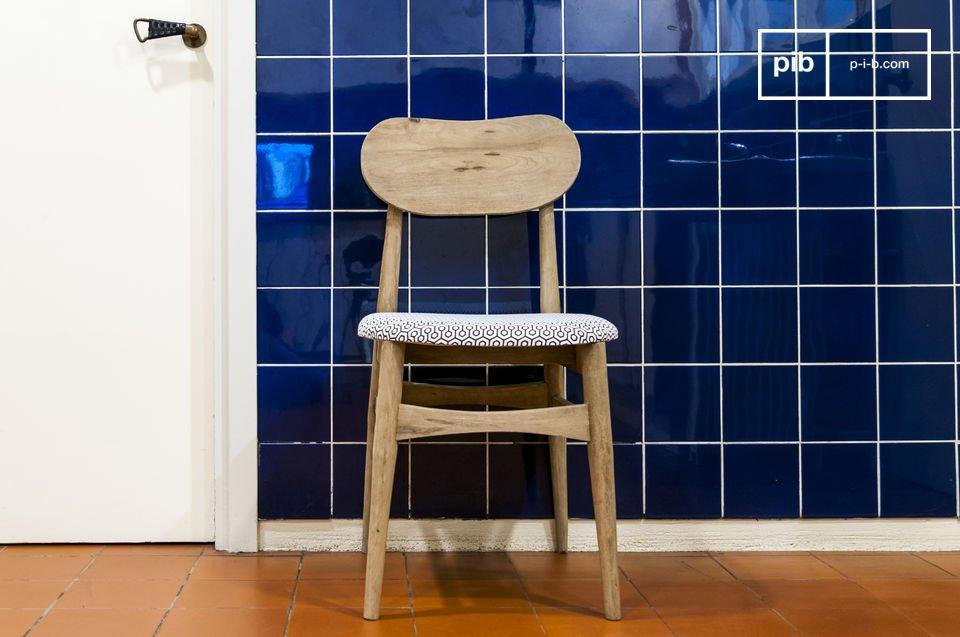 De charme van een vintage stoel