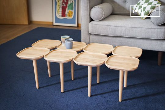 Kädri houten salontafel