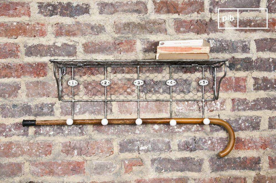 Een praktisch accessoire voor in de hal of keuken