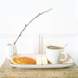 Ferm living kommen tijdens het ontbijt