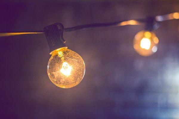 Lampen draad