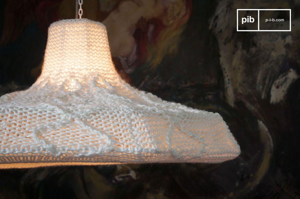 Een lamp met Scandinavische warmte