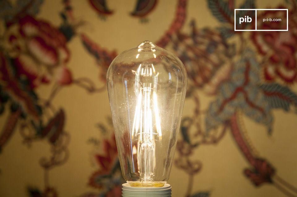 Vintage vorm en licht, uitzonderlijke levensduur