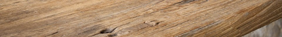 Benadrukte materialen Lange Vizzavona sidetable