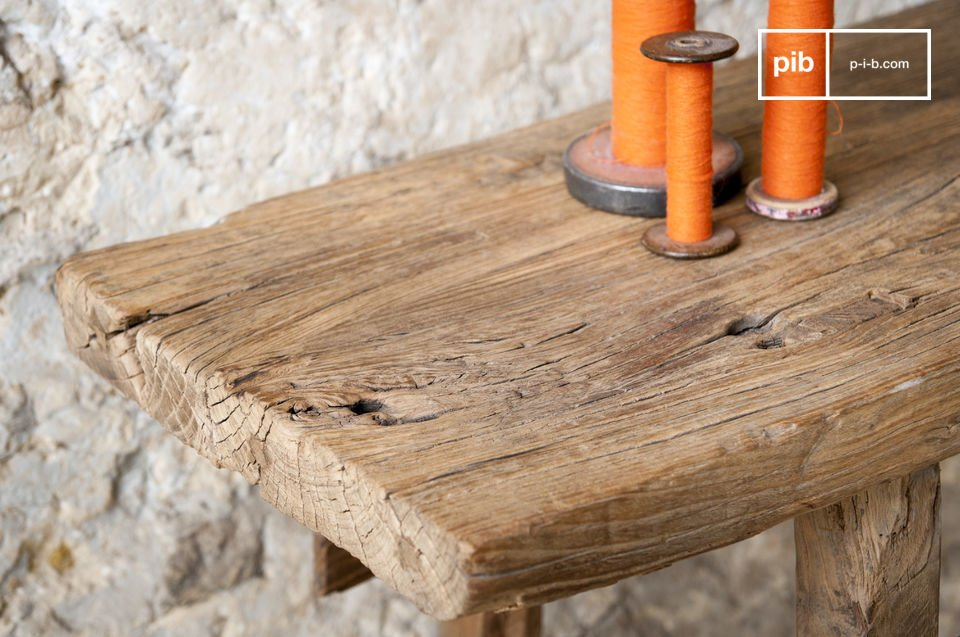 Elk product is uniek en verschilt van de andere wat betreft het hout en ook de afmetingen zijn