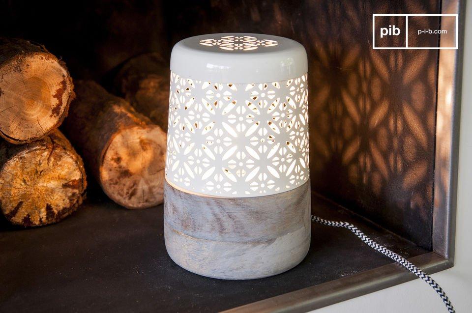 Een prachtige lamp voor een Scandinavisch interieur