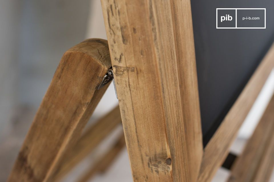Volledig gemaakt van hout