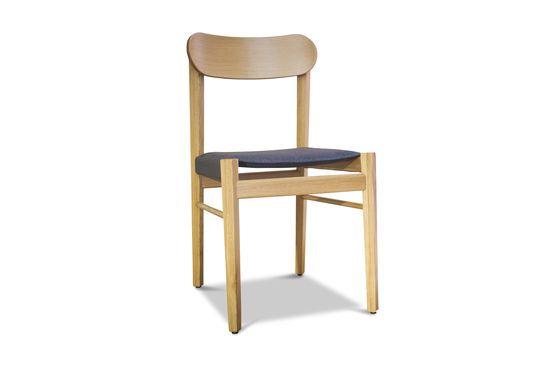 Lichte houten stoel Elena Productfoto