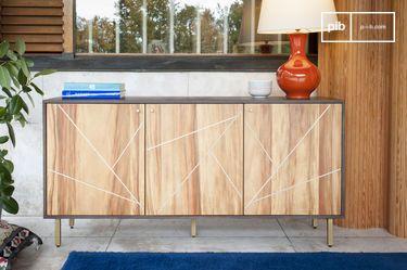 Linéa houten dressoir