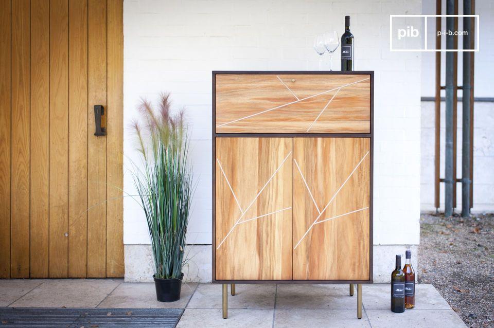 Linéa houten kast