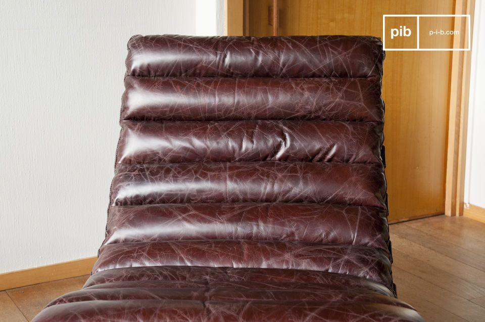 Lounge stoel weimar bauhaus met unieke afwerkingen pib for Bauhaus stoel leer