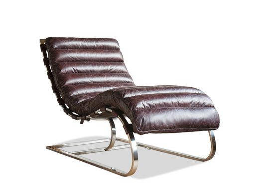 Lounge stoel Weimar Productfoto