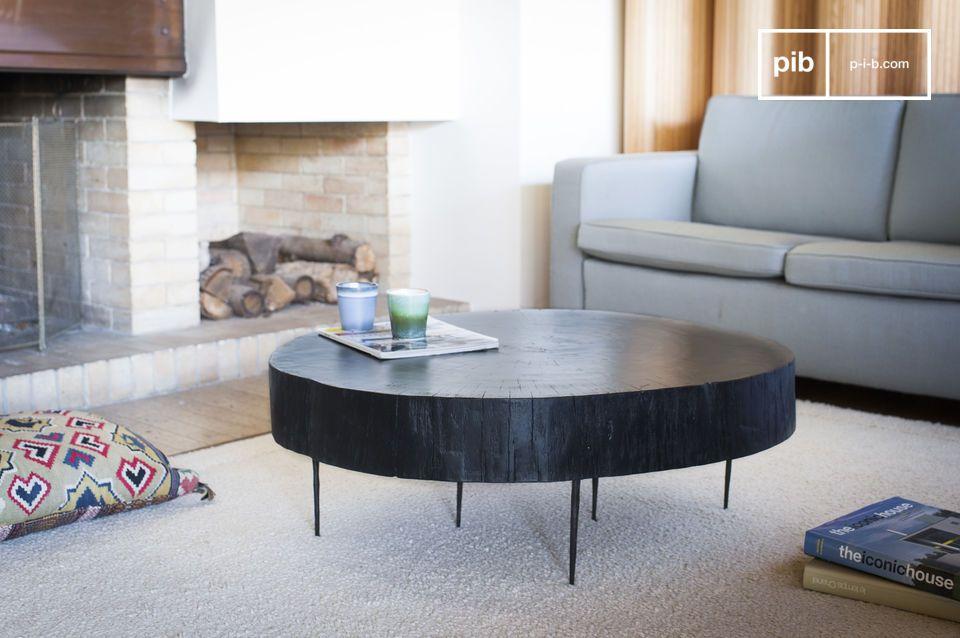 Een uniek tijdloos meubelstuk, zowel organisch als design