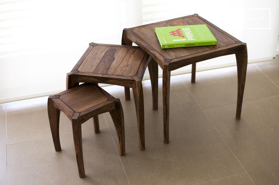 Luna trio tafels