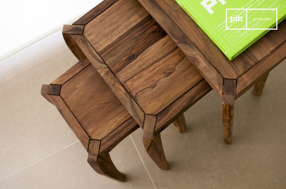 Rondingen van retro Scandinavische meubels