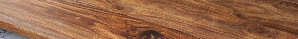 Benadrukte materialen Mabillon salontafel