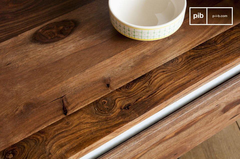 Daarnaast heeft de salontafel een concrete functionaliteit