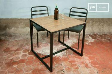 Manhattan vierkante tafel