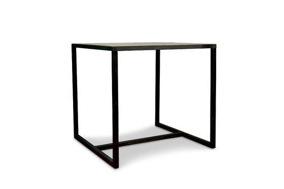 Manhattan vierkante tafel Productfoto