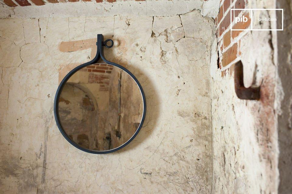 Voeg een vintage industriële stijl toe aan je muur