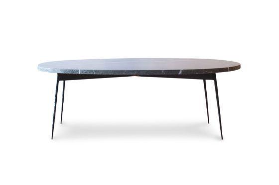 Maybury groen marmeren salontafel Productfoto