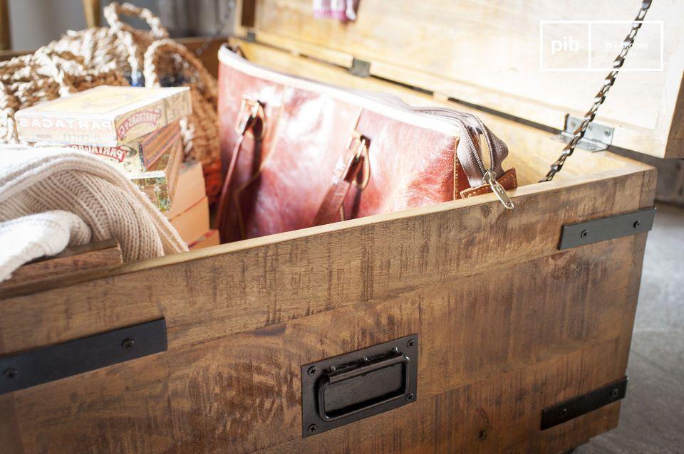 Geïnspireerd door traditionele kofferbakken