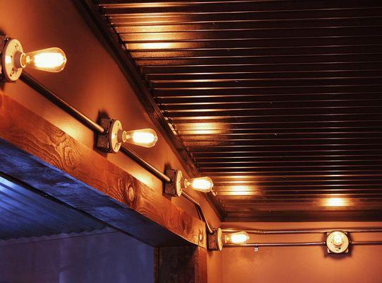 meerdere hanglampen